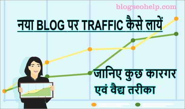 blog par traffic kaise laye