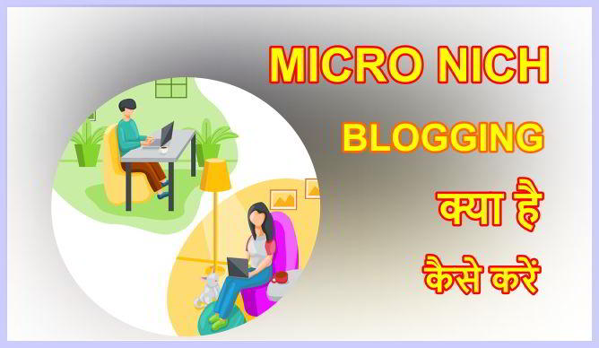 micro niche blog kya hai