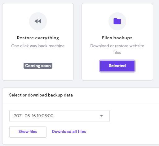 click Download All Files